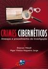 Crimes Cibernéticos - Capa