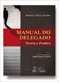 Manual do Delegado - Teoria e Prática