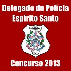 Delegado de Polícia ES - Concurso 2013