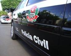 Viatura Policia Civil