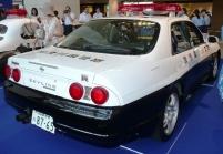 Nissan Skyline GT-R Police Car