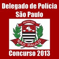 Delegado de Polícia - SP - Concurso 2013