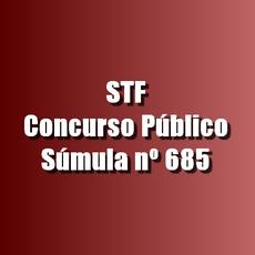 Súmula 685 - STF