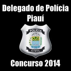 Concurso Delegado PI - 2014