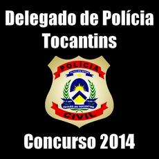 Concurso Delegado TO - 2014