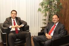 Rodrigo Pacheco e presidente - foto 1_230