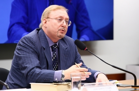 Jorge Luiz Xavier: retirar a competência da Polícia Federal enfraquece o controle sobre o fluxo de armas