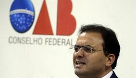 O presidente da Ordem dos Advogados do Brasil, Marcus Vinicius Furtado CoêlhoArquivo/Valter Campanato/Agência Brasil