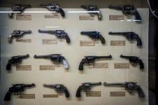 Antigas armas de fogo