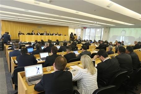 Conselho Pleno da OAB decidiu ingressar no STF contra prisão após segunda instância (Foto: Eugenio Novaes - CFOAB)